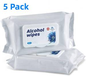 Detergent Wipes 50 pcs